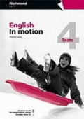 English In Motion 4 Test Pack + CD