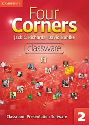 Four Corners Level 2 Classware DVD-ROM