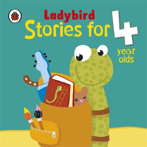 Ladybird: Stories for 4 Year Olds