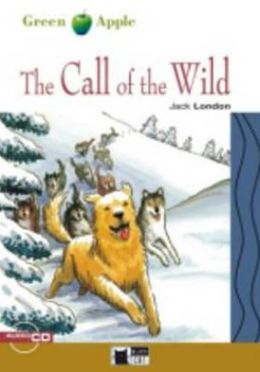 Green Apple Step2:  The Call of the Wild with Audio CD
