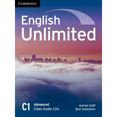 English Unlimited Advanced Class Audio CDs (3) (Лицензия)