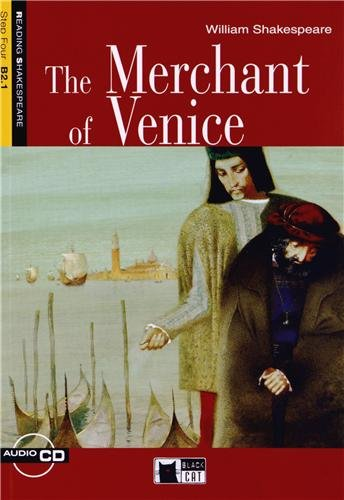 Reading & Training Step 4: The Merchant of Venice  + CD