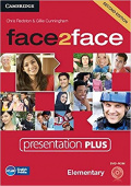 face2face Second Edition Elementary Presentation Plus DVD-ROM