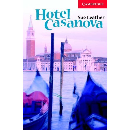 Hotel Casanova (with Audio CD)