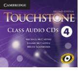 Touchstone Second Edition 4 Class Audio CDs (4)
