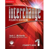 Interchange Fourth Edition 1 Student's Book with Self-study DVD-ROM and Online Workbook Pack
