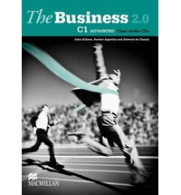 The Business 2.0 Advanced C1 Class Audio CD