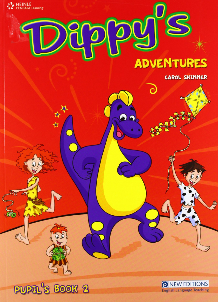 Dippy's Adventures 2 Pupil's Book