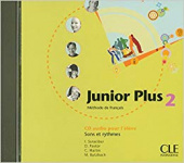 Junior Plus 2 Audio CD (individuel)