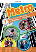Metro 1 Student Book and Workbook Pack