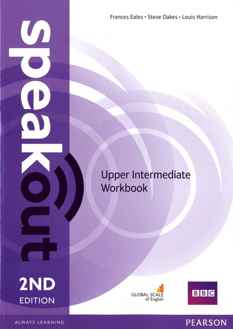 Speakout Second Edition Upper Intermediate Workbook without Key
