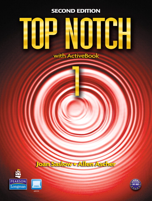 Top Notch (2nd Edition) 1 Students book with ActiveBook