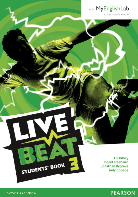 Live Beat 3 Students' Book with MyLab