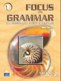 Focus on Grammar 3rd Edition Level 1 Students' Book with Audio CD Package