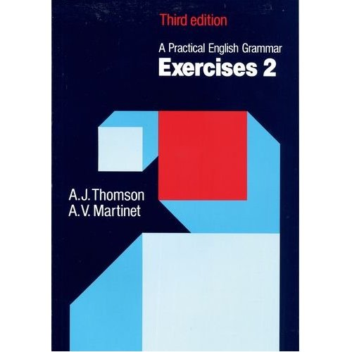 Practical English Grammar Exercises  2 (Third Edition)