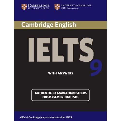 Cambridge IELTS 9 Student's Book