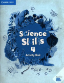 Science Skills 4 Activity Book with Online Activities