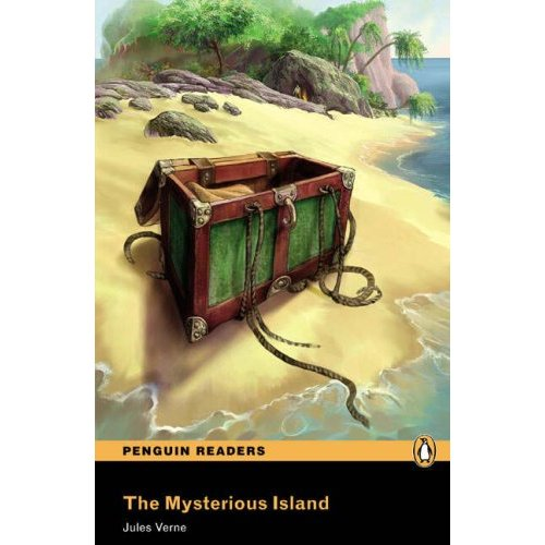 The Mysterious Island (with MP3)