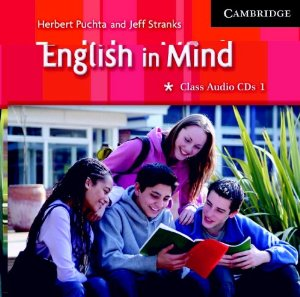 English in Mind 1 Class Audio CDs (2) (Лицензия)