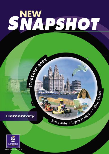 New Snapshot Elementary Students' Book