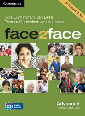 face2face (Second Edition) Advanced Class Audio CDs (3) (Лицензия)