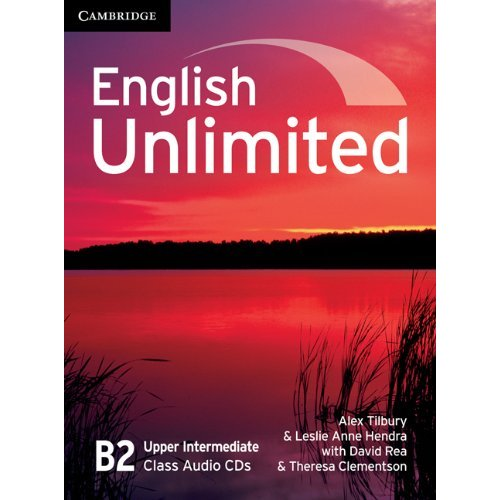 English Unlimited Upper Intermediate Class Audio CDs (3) (Лицензия)