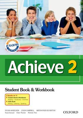 Achieve 2 Combined Student Book, Workbook and Skills Book