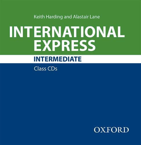 International Express Third Edition Intermediate Class Audio CD