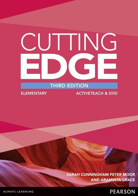 Cutting Edge 3rd Edition Elementary Active Teach CD-ROM