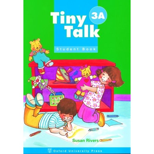 Tiny Talk 3 Student Book (A)