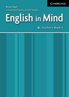 English in Mind 4 Teacher's Book
