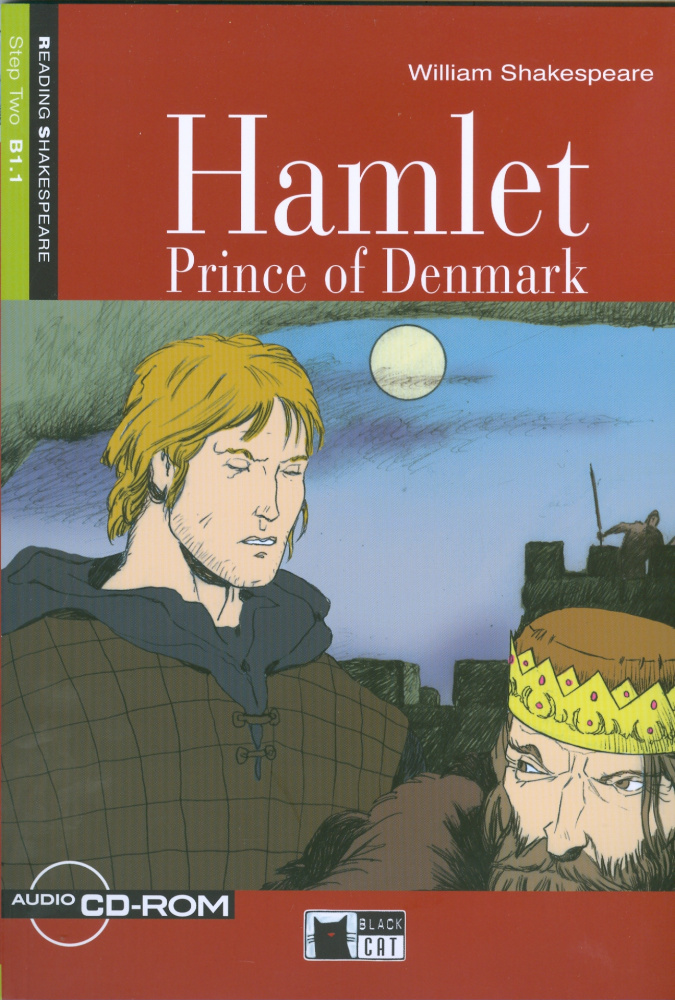 Reading & Training Step 2:  Hamlet + CD-ROM