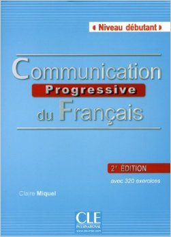 Communication Progressive du franсais 2e еdition Dеbutant  - Livre + CD audio
