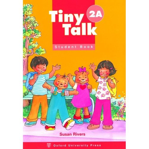 Tiny Talk 2 Student Book (A)