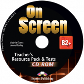 On Screen Revised B2+ Teacher's Resource Pack and Tests CD-Rom