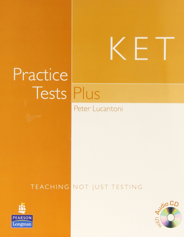KET Practice Tests Plus Student's Book and Audio CD Pack