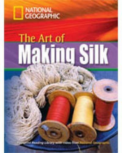 Fotoprint Reading Library B1 The Art of Making Silk with CD-ROM