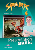 Spark 4 (Monstertrackers) Presentation Skills Student's Book