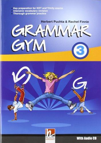 Grammar Gym 3 Student's Book with CD