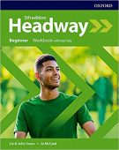 Headway Fifth Edition Beginner Workbook without Key