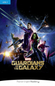 Pearson English Readers Level 4: Marvel's The Guardians of the Galaxy Book & MP3 Pack