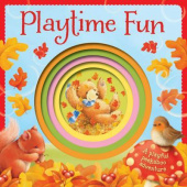 Peek-a-boo Friends: Playtime Fun