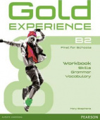Gold Experience B2 Language and Skills Workbook