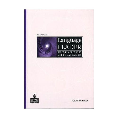 Language Leader Advanced Workbook with key (+ Audio CD)