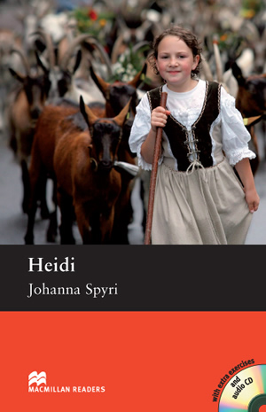 Heidi (with Audio CD)