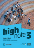 High Note 3 Student's Book with Basic PEP Pack