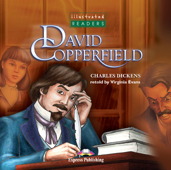 Illustrated Readers Level 3  David Copperfield Audio CD