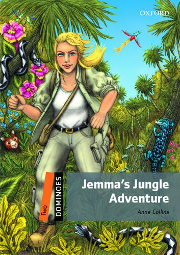 Dominoes 2 Jemma's Jungle Adventure Pack