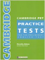 Cambridge PET Practice Tests Student's Book