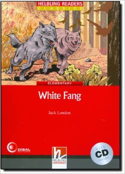 Red Series Classics Level 3: White Fang + CD